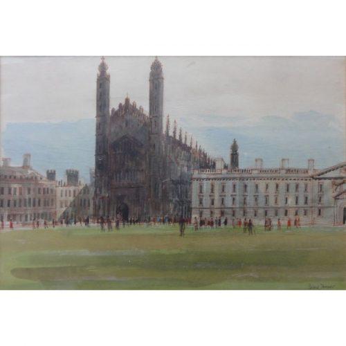 Robert Tavener King's College Cambridge