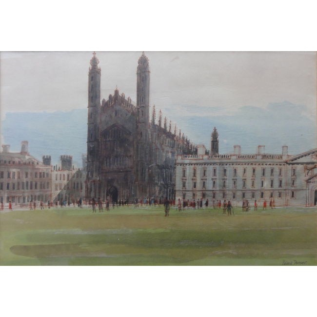 Robert Tavener King's College Cambridge