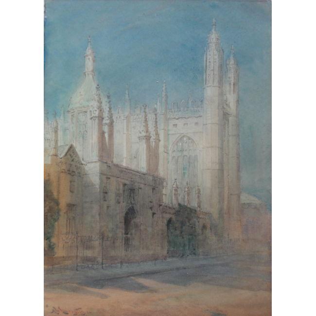 Alexander Wallace Rimington kings college cambridge
