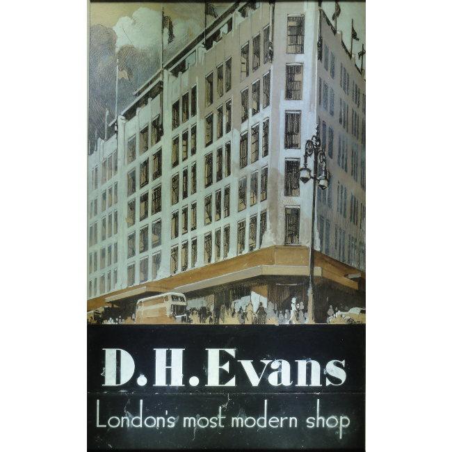 D H Evans Store Design