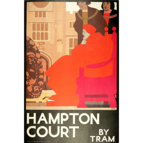 Fred Taylor Hampton Court