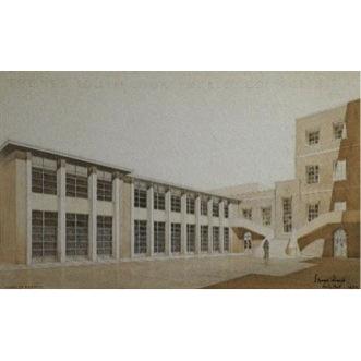 Edward Maufe Morley College Southwark