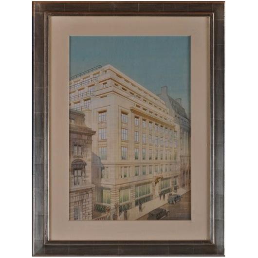 Cyril A. Farey Office Building