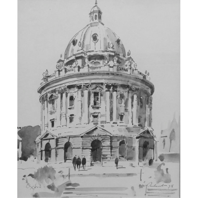 Stanley Orchard Radcliffe Camera Oxford
