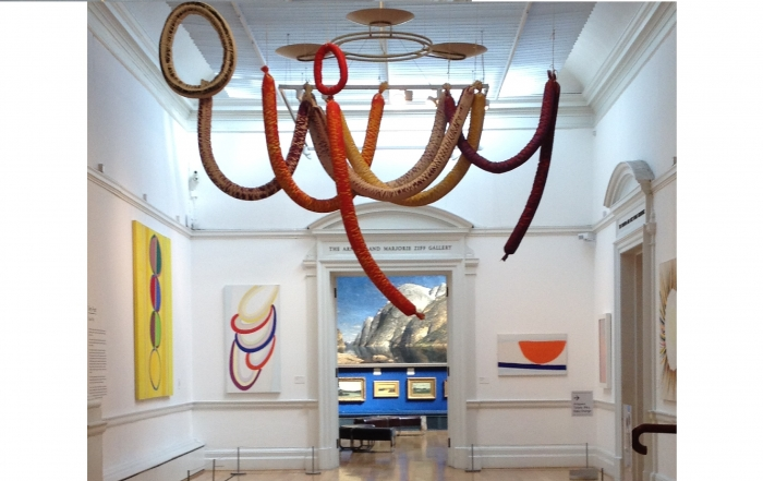 Terry Frost, Leeds Art Gallery