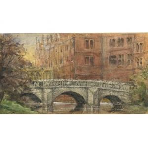 Wren Bridge St John's College Cambridge