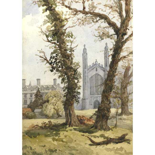 King's College Chapel Cambridge