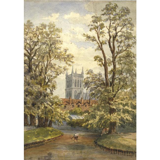 St. John's College Chapel Cambridge