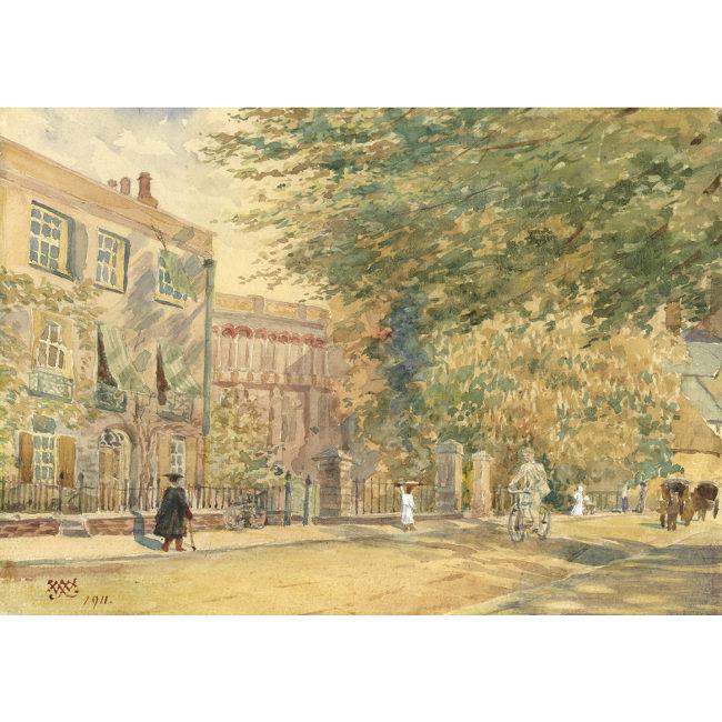 Peterhouse Master's Lodge Cambridge