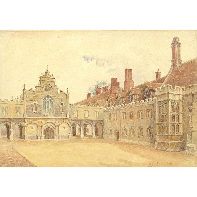 R Pritchard Peterhouse Cambridge