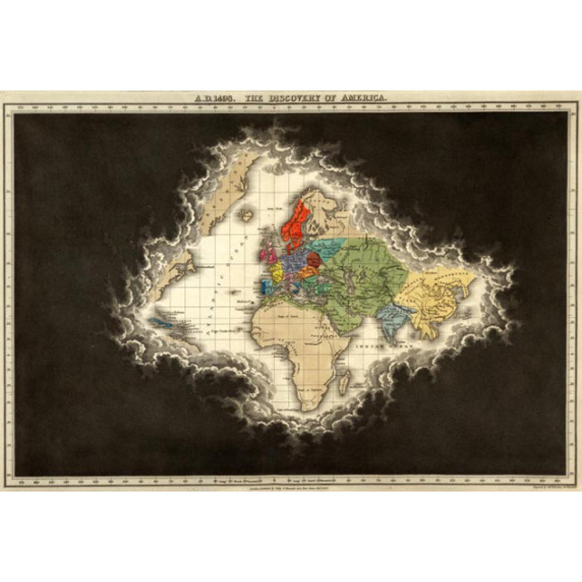 Edward Quin Historical Atlas
