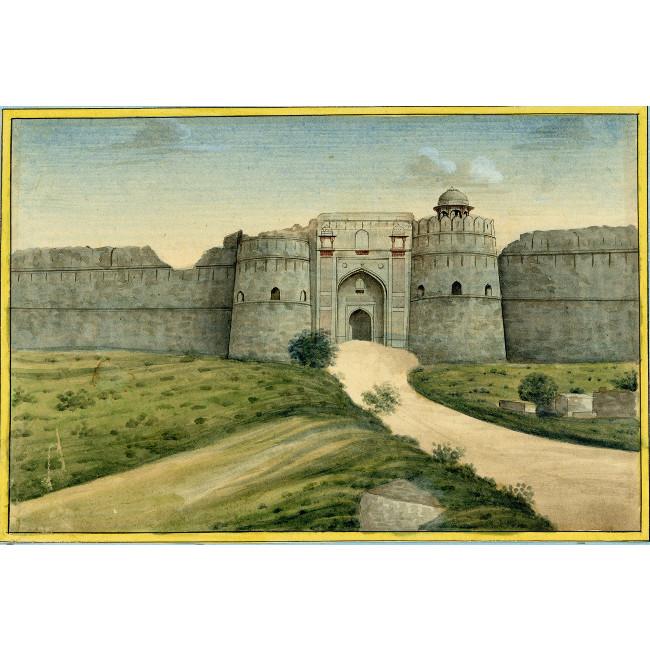 Stone Fort Gateway