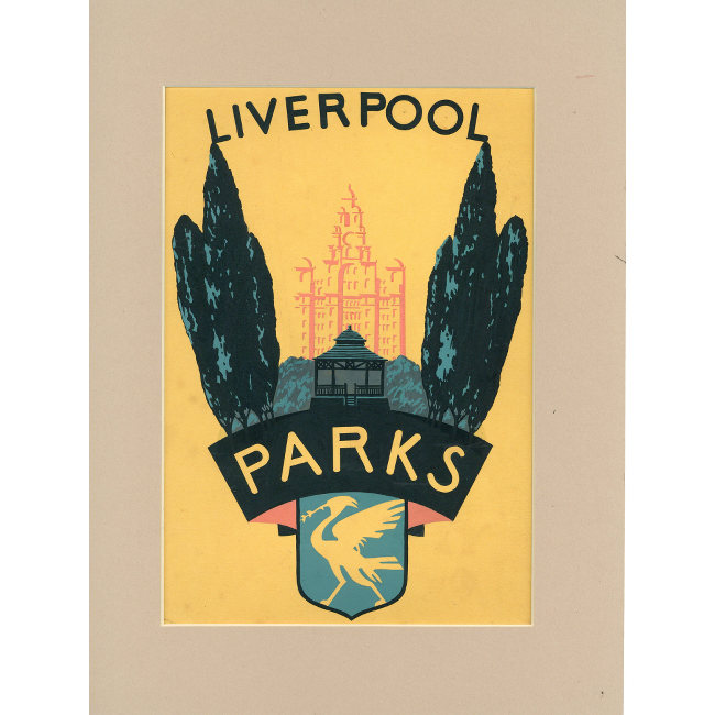Gladys Williamson Liverpool Parks