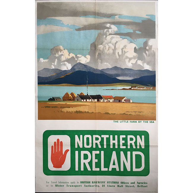 Norman Wilkinson Northern Ireland