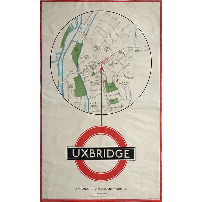Uxbridge poster