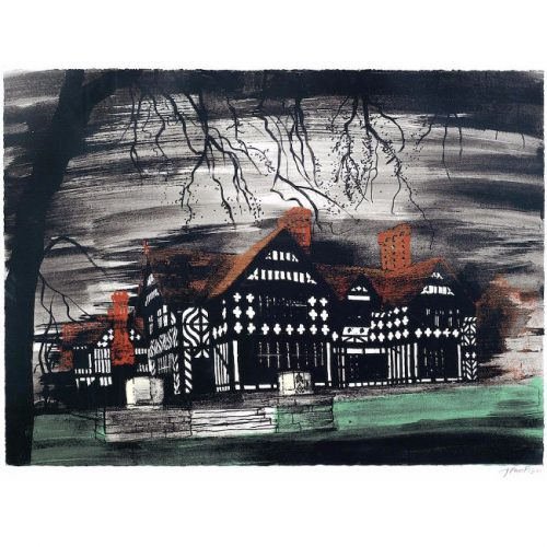 John Piper Wightwick Manor