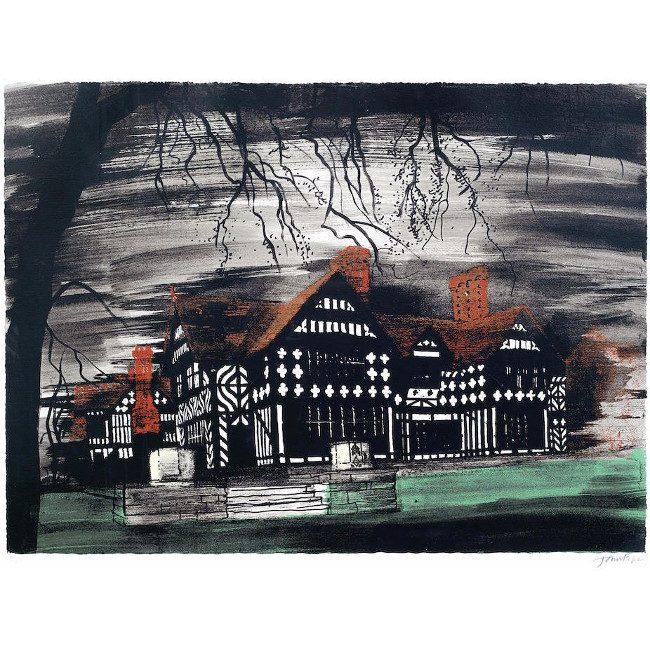 John Piper Wightwick Manor