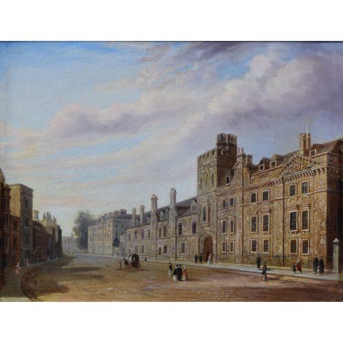 Joseph Murray Ince Balliol College Oxford
