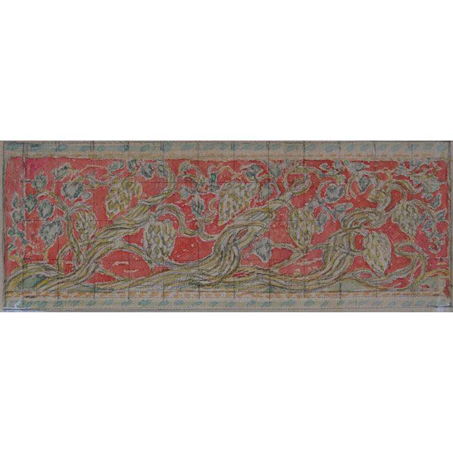 Reginald Hallward Grapevine Altar Cloth