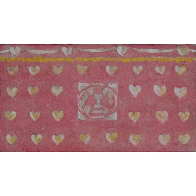 Reginald Hallward Altar Cloth Design