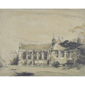 William Nicholson Wadham College
