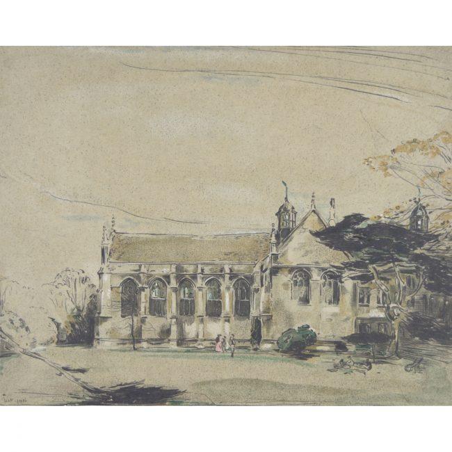 William Nicholson Wadham College