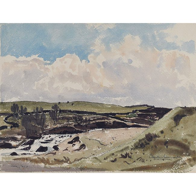 Claude Muncaster Beck at Sharp Wells 1935