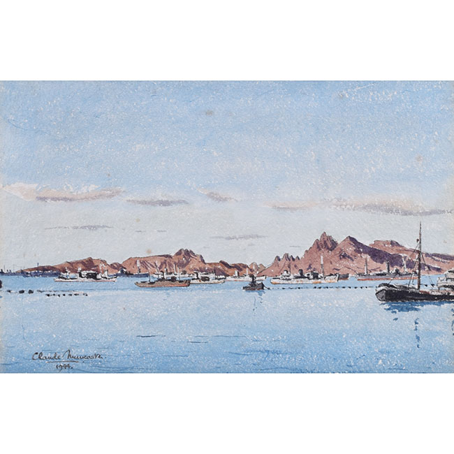 Claude Muncaster Still Morning at Aden