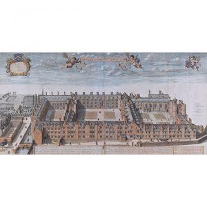 David Loggan St. John's College Cambridge