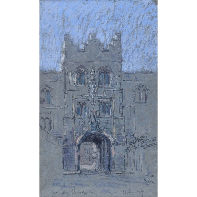 Lord Paul Ayshford Methuen Jesus College Cambridge