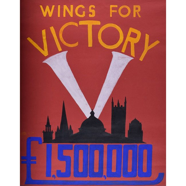 Oxford Wings for Victory