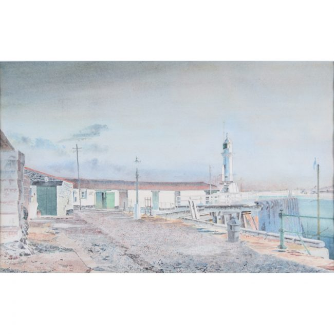 Charles Paine Gorey Pier