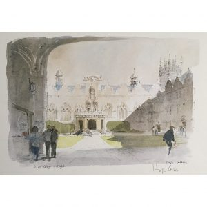 Hugh Casson Oriel College Oxford out of series