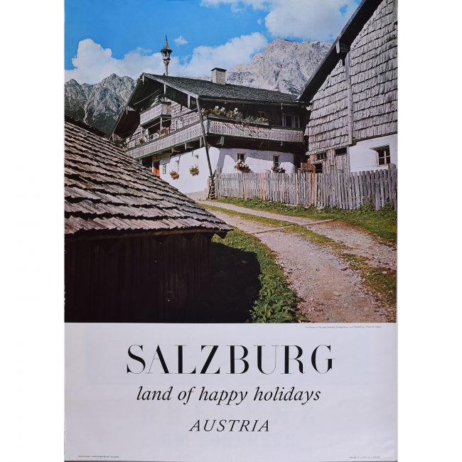 Salzburg: Land of Happy Holidays