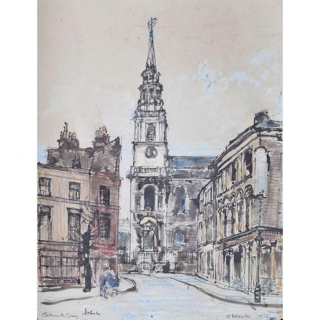 Lord Paul Ayshford Methuen Clerkenwell Green London