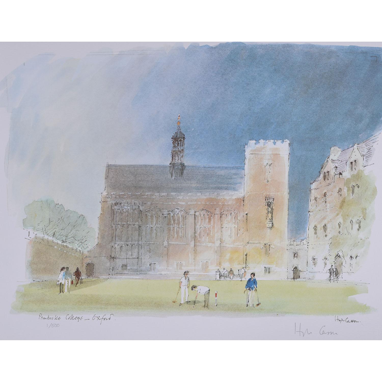 Hugh Casson Pembroke College Oxford