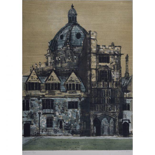 Richard Beer Brasenose College Oxford