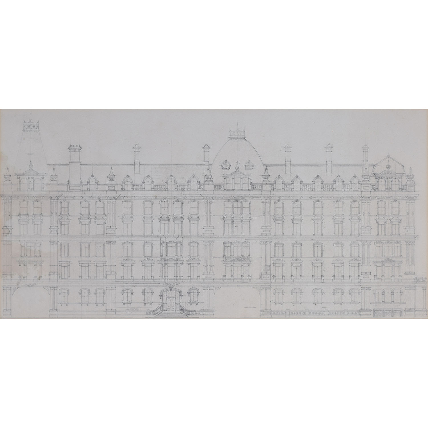 A Design for Midland Hotel Manchester