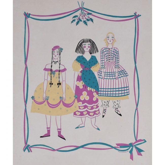 Macadam Three Girls