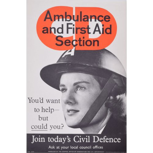 Ambulance and First Aid Section