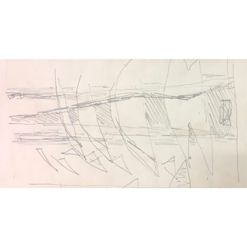 Clifford Ellis Sketch for Sailing Boats I