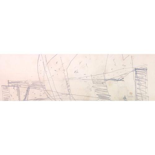 Clifford Ellis Sketch for Sailing Boats II