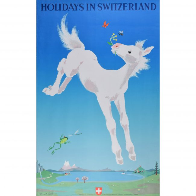Donald Brun Holidays in Switzerland