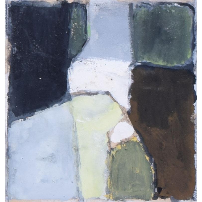 Clifford Ellis Abstract II