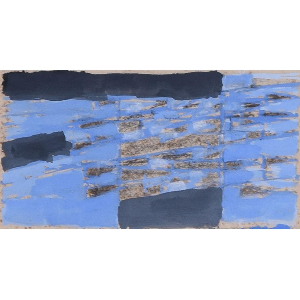 Clifford Ellis Blue and Grey