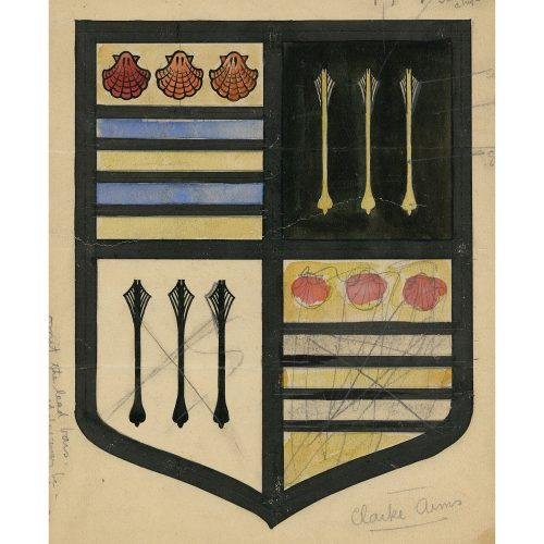 Florence Camm Clarke Arms Design