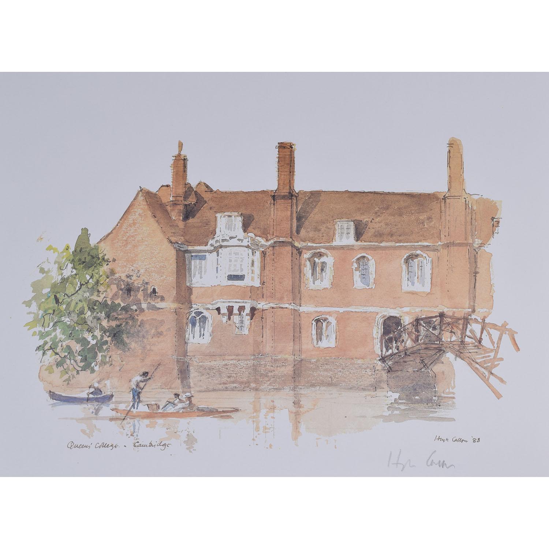 Hugh Casson Queen's College Cambridge