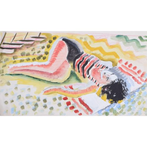 Clifford Ellis Women Reclining