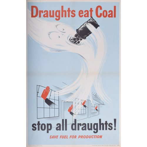 Draughts Eat Coal - stop all draughts