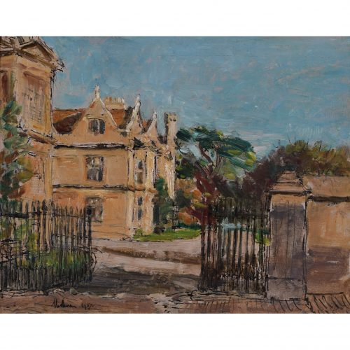 Lord Paul Ayshford Methuen Corsham Court oil painting